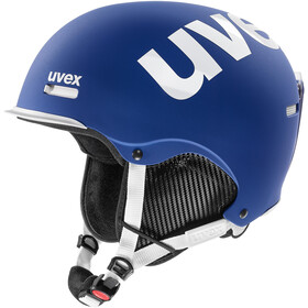 UVEX hlmt 50 Helm, cobalt-white mat